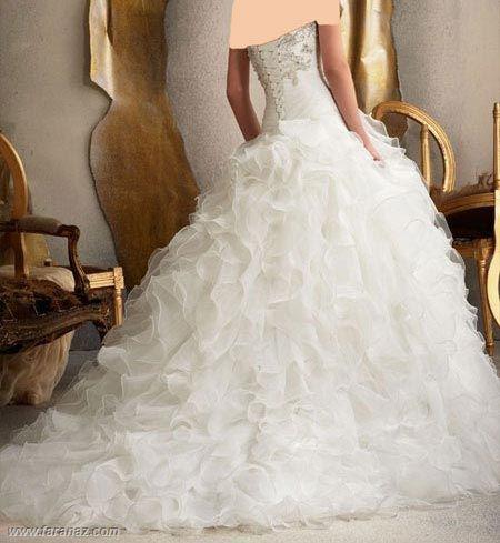 مزون لباس عروس جدید 2020 (عکس)