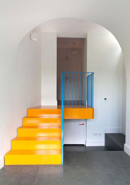 خانه های رنگارنگ و بسیار زیبا+تصاویر