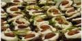 تزیین خرما برای سفره افطار در ماه مبارک رمضان