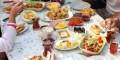 چه وعده های غذایی برای افطار و سحر مناسب است؟