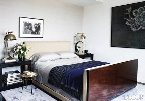 مدل هایی از چیدمان اتاق خواب ستاره های هالیوودی