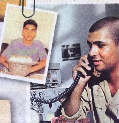 احسان علیخانی در دوران سربازی + عکس