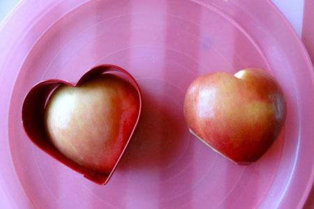 ایده های جالب برای تزیین سیب درختی+عکس