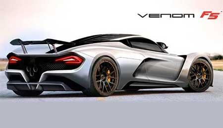 معرفی سریعترین خودرو جهان + عکس