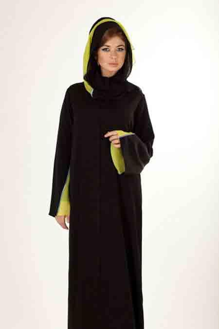 لباس و مانتو عربی 2019