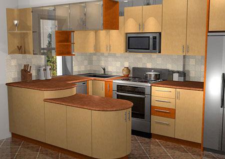 روش هایی برای زیباتر کردن آشپزخانه