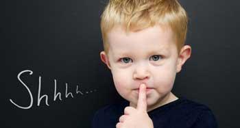 چه وقتی کودکان دروغ میگویند ؟