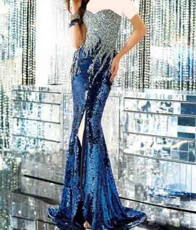 زیباترین مدل لباس مجلسی زنانه 2019