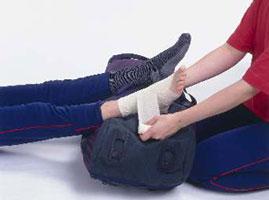 درمان رگ به رگ شدن و کبودی ها!