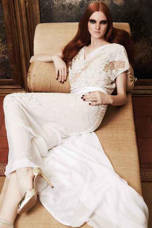 مدل های لباس زنانه برند ایتالیایی Laura Biagiotti