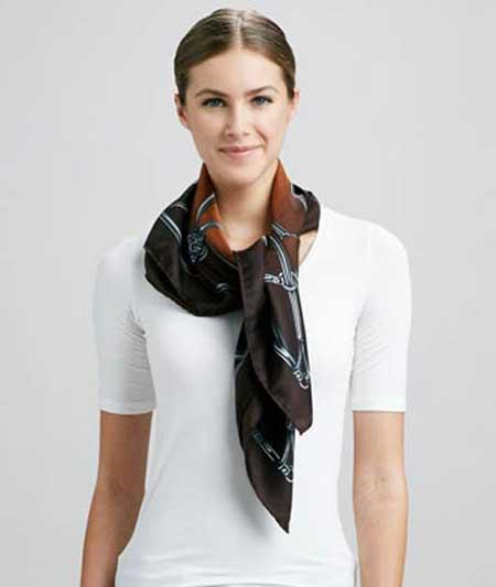 مدلهای شیک شال و روسری پاییزی GUCCI 2019