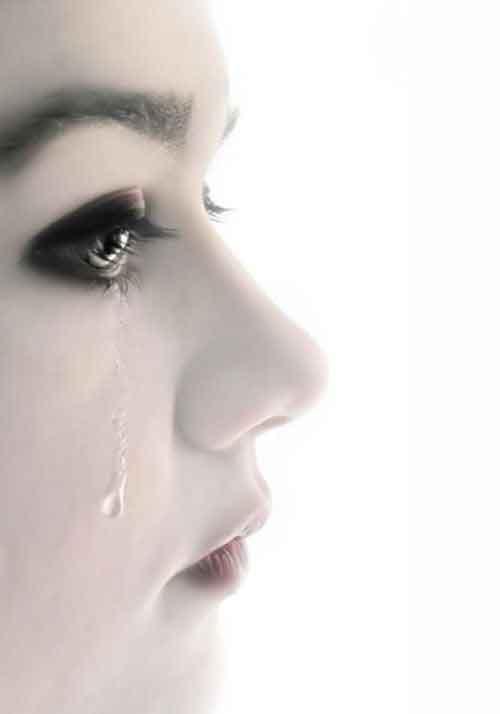 عکس هایی عاشقانه و زیبایی از گریه