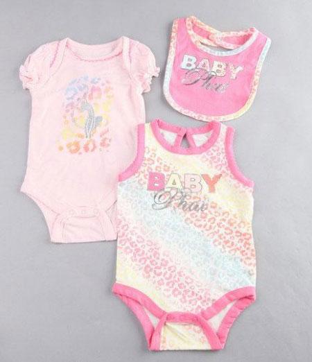 مدل لباس نوزادی دخترانه جدید