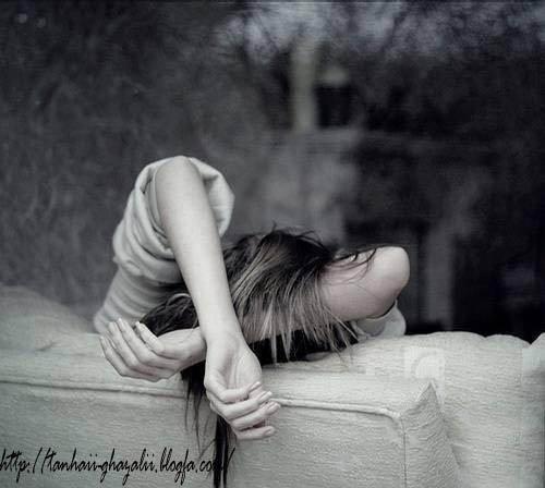 عکس های عاشقانه جدید با مضمون تنهایی (2)