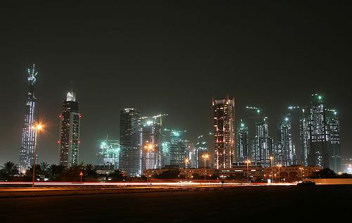 عکس های دیدنی نایاب و زیبا از دوبی