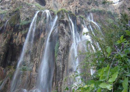 عکس های زیبا از دیدنی ترین آبشارهای ایران