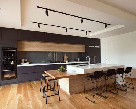 دکوراسیون آشپزخانه های مدرن و شیک (تصاویر)