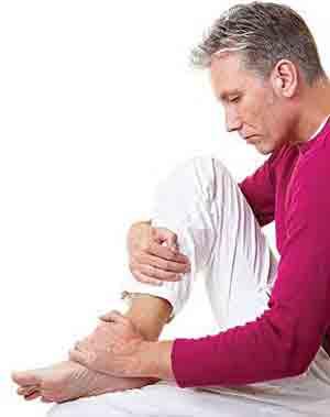 دلیل گرفتگی ماهیچه ی پا در خواب چیست؟