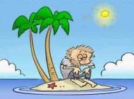 معمای بسیار جالب پیر مرد کور در جزیره
