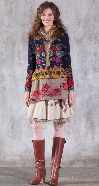 مدل های لباس زنانه شیک برند اویکو مد سال 1394