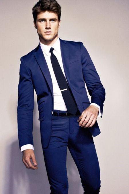 مدلهای شیک وجدید کت شلوار مردانه بارنگ بندی مختلف