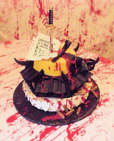 ایده های جالب و زیبا از کیک تولد جدید