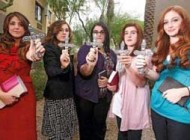 دختران آمریکایی که کارشان جن گیری است! (+عکس)