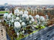 ساختمان های عجیب و غریب در پاریس (+عکس)