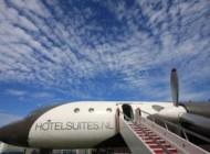 هواپیمایی که تبدیل به هتل جالب ولوکس شد(تصاویر)