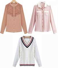 اصول لباس پوشیدن برای کسانی که گردن کوتاه دارند