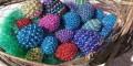 جدیدترین تزیین تخم مرغ هفت سین