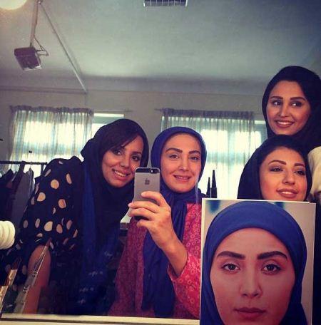 جدیدترین عکس های زمستانی مریم معصومی بازیگر