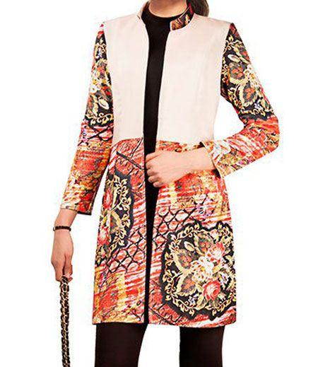 مدل جدید مانتو نازک ویژه بهار امسال