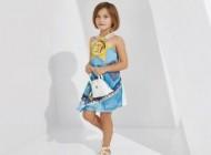 مزون شیک و جدید مدل های لباس بچگانه دخترانه بهاره