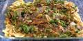 طرز تهیه ماهى و سبزيجات در فر برای مهمانی عید
