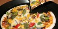 طرز تهیه و آموزش درست کردن پیتزا سبزیجات ناتورالیسم