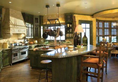 دکوراسیون آشپزخانه مدرن و پیشرفته