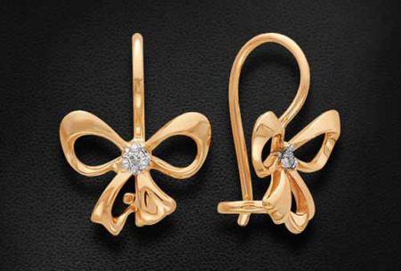 مدل های جدید گوشواره طلا