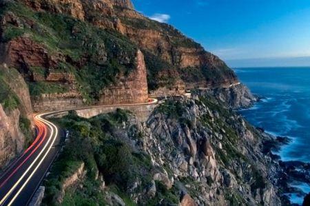 عکس های دیدنی و جالب از زیباترین جاده های جهان