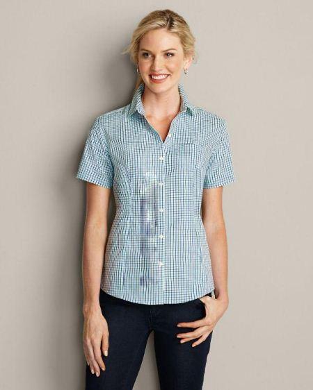 پیراهن و بلوز زنانه نازک و تنگ مد سال