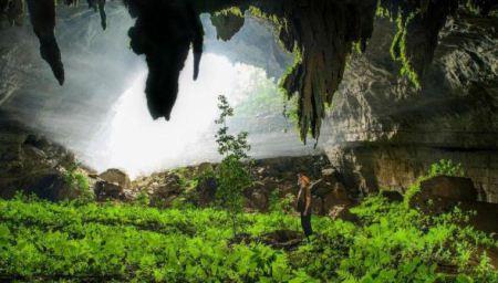 عکس های دیدنی از غاری در پارک ملی پوهین بون لائوس