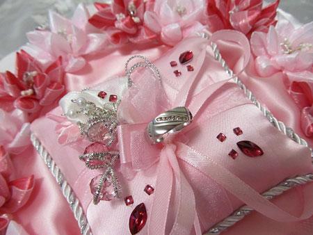 شیک ترین و زیباترین مدل های جا حلقه عروس و داماد