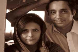 عکس سلفی باحال امیرحسین رستمی و محمد علیزاده