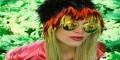 مدل عینک آفتابی جدید دخترانه