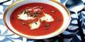طرز تهیه و آموزش درست کردن سوپ گوجه کاری