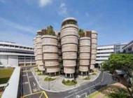 دانشگاه سنگاپور با معماری خاص و منحصر بفرد (تصاویر)