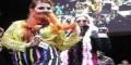 عکسهای بسیار جالب از مسابقه دختران ریش و سبیل دار