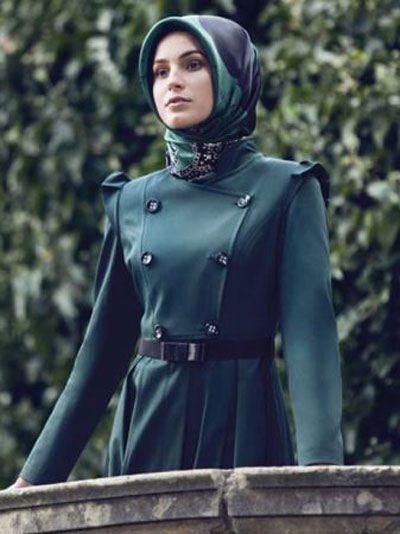 مدل های مانتو جدید و زیبا جنس ترکی