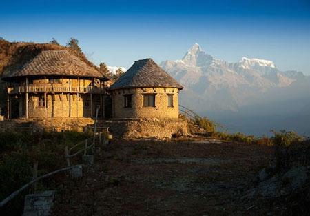 آرامش بخش ترین خونه هایی که در دل طبیعت بنا شدن