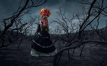 عکس های ترسناک عالم اموات و مردگان و برزخ